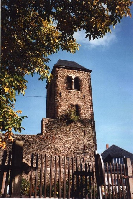 Peterskirche in Weida